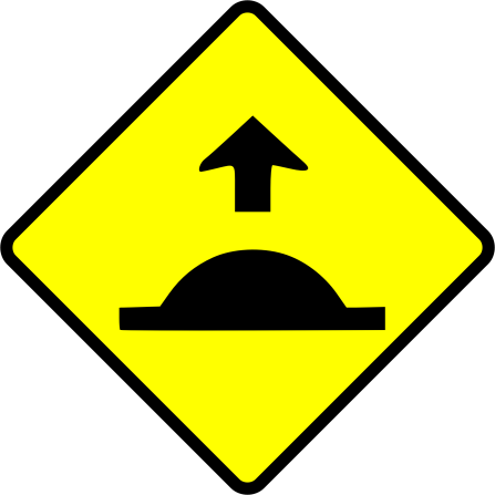 Speed Bump Image