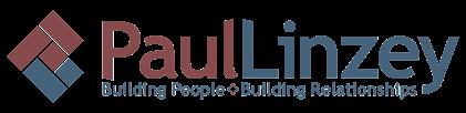 Paul Linzey logo - straight with tagline