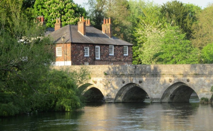 Salisbury Avon Toll House