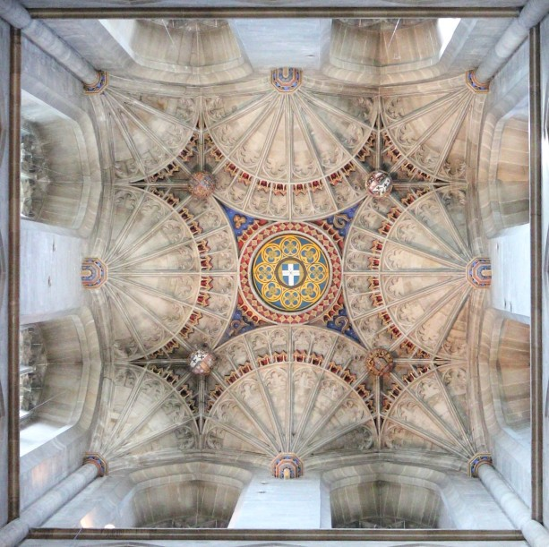 Canterbury Tower Ceiling 1